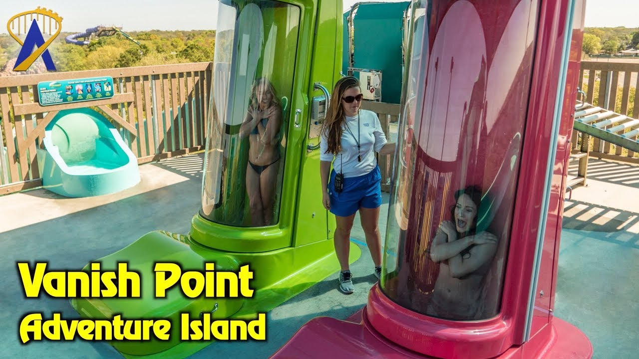 Vanish Point Drop Slides Pov And Reactions At Adventure