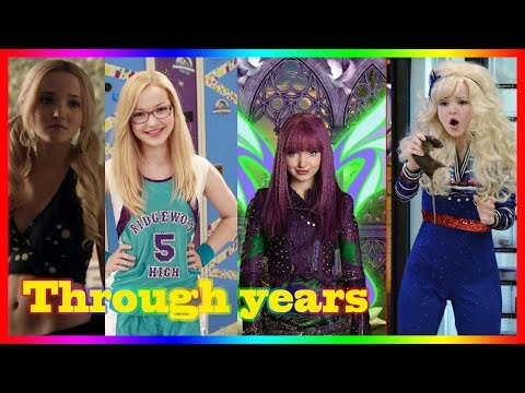 Dove Cameron Through Years in Movie And Tv Show