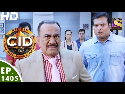 CID - सी आई डी - Rahasya Laundry Ka - Ep 1405 -4th Feb, 2017