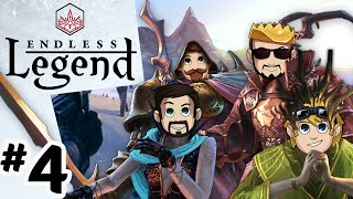 Endless Legend - #4 - Time For Battle