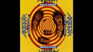 Anthrax - Out of Sight, Out of Mind from State of Euphoria album 19...