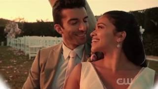 Jane the Virgin 5x19 ll Wedding - jane and rafael read their vows  Ending Scene