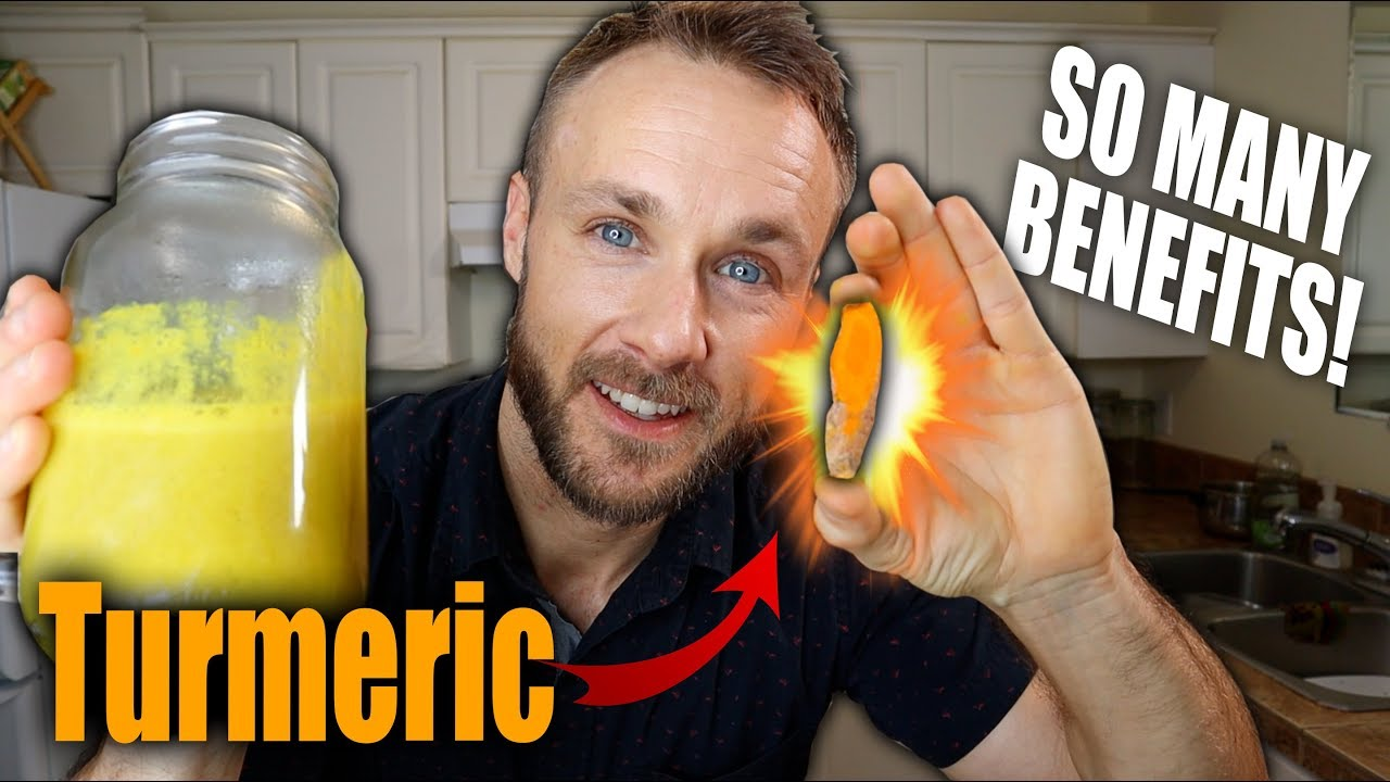 TURMERIC IS AMAZING & WHY YOU SHOULD EAT IT (BUT USE CAUTION WITH THE POWDER)