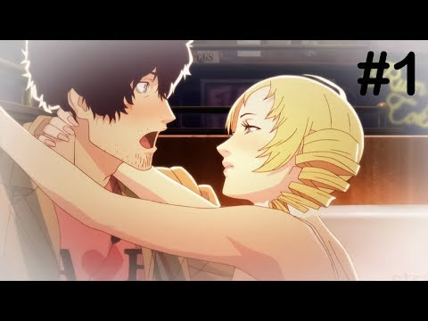 Catherine Let's Play/Playthrough #1 I Cheated On My Girlfriend! Will I Get Away With It?