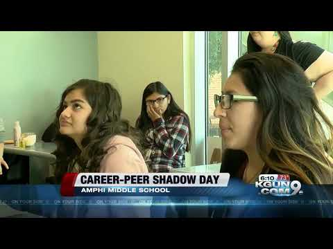 Amphitheater Middle School students explore career paths
