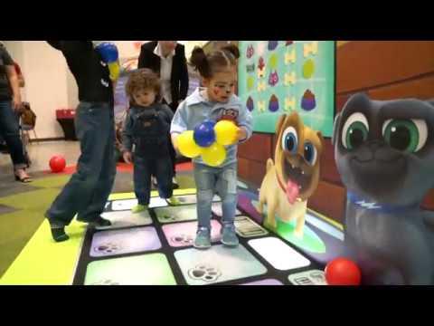 Discover The Disney Junior Play Zone At La Plaza Mall
