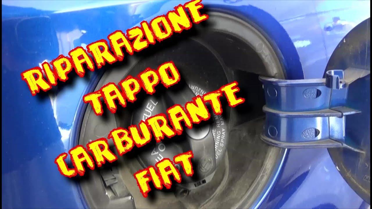 SPORTELLO SPORTELLINO CARBURANTE FIAT 500L DAL 2012