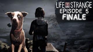 ЭТО КОНЕЦ - Life Is Strange Episode 5 ФИНАЛ ВСЕ КОНЦОВКИ