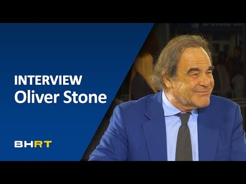 INTERVIEW Oliver Stone