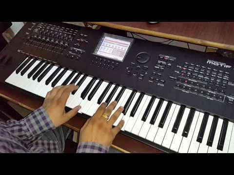 Keyboard Cover - Benny Dayal - MTV Unplugged Season 3 - 'Badtameez Dil' -  Vikrant Puri