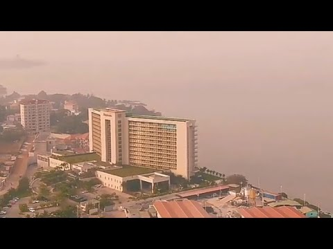 Conakry City, the Capital of Guinea.