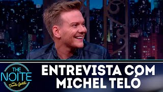 Entrevista com Michel Teló | The Noite (25/04/8)
