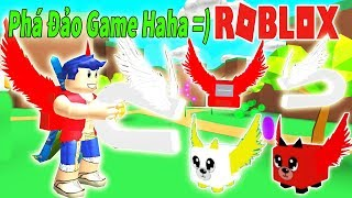 ROBLOX – Full Set map Angels and Cursed PET Angel Wolf and Cursed Wolf | Magnet Simulator