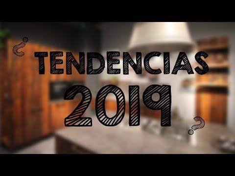 Las TENDENCIAS de COCINA en 2019