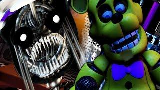 REACTIVATING FREDBEAR || Five Nights at Freddys Evolution (Five Nights at Freddys)