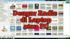 Cara Mendengar Radio di PC atau Laptop