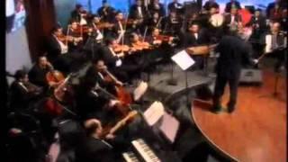 وحيد ممدوح    مع عمار الشريعي  في موسيقى رافت الهجان