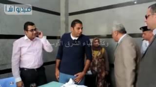بالفيديو : مدير أمن البحيرة يتفقد القافلة الطبية لعلاج أفراد الشرطة والمواطنين بالمجان