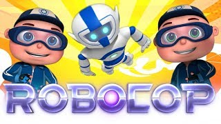 Zool Babies Series - Robot-Cop Episode | Police & Thief Shows | Cartoon Animation For Children