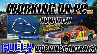 Daytona Championship USA -- Controls FULLY working on PC! (777 Speedway)