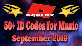 ⭐50+ Roblox ID Codes for Music September 2019 #3⭐