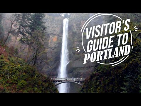 Visitor's Guide to Portland // Portland Travel Diary