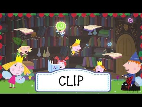 Ben y Holly - La fiesta (Clip)