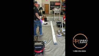 Measuring and Cutting Liner and Cal Tube