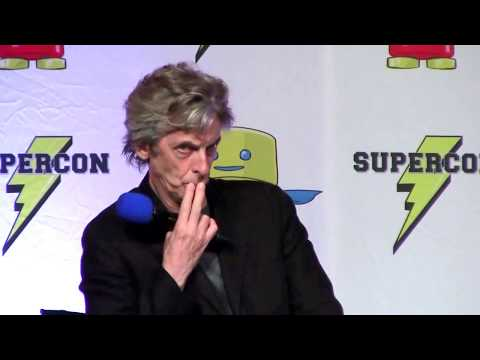 Florida Supercon 2017 - Peter Capaldi panel