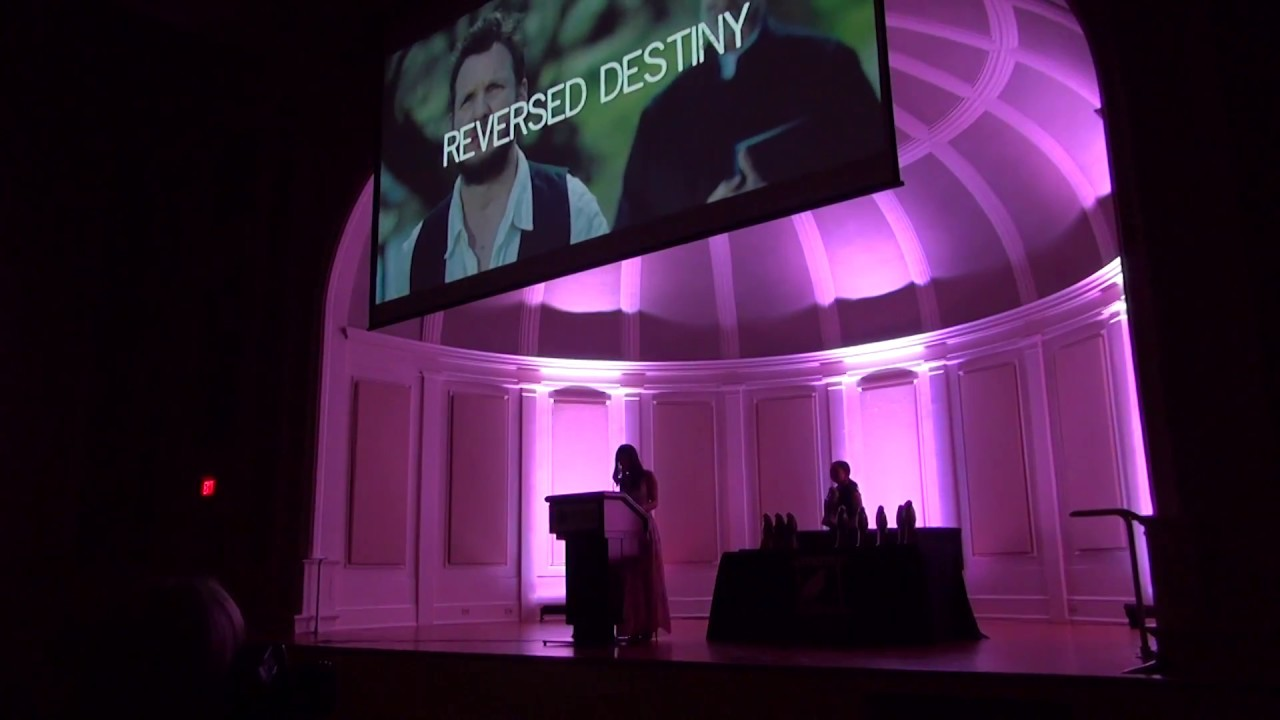"""BEST DRAMA"" Award Winner ""Reversed Destiny"" in Milledgeville Film Festival 2017"