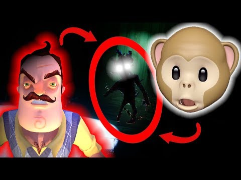 THE BENDY PROJECTIONIST!?!? | Hello Neighbor [Full Release] Act 3