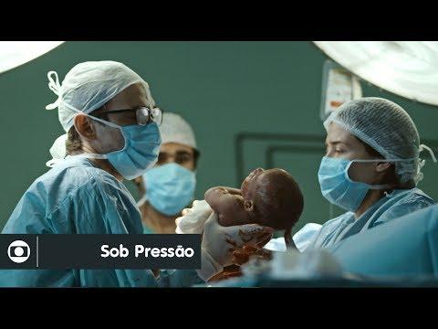 Sob Pressão: confira o trailer da nova série da Globo