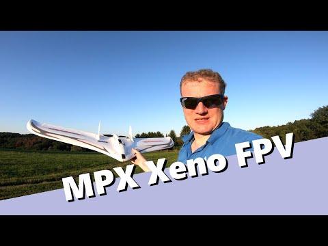 "Red//Blue Punkair Rc 20/"" Picus Paraglider 2.4g RTF"