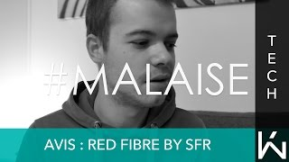 Avis : box Red Fibre by SFR