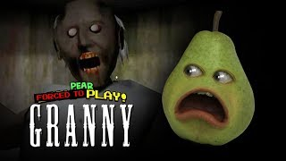 Pear Forced to Play - Granny  😨