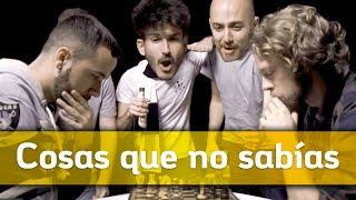 AFICIONADOS del FÚTBOL en otros DEPORTES - COSAS QUE NO SABÍAS