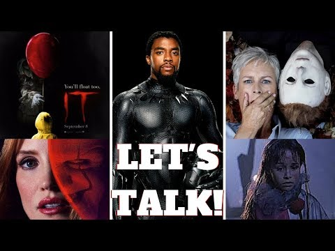 Black Panther Taking Over? Jessica Chastain IT? Let's Talk!