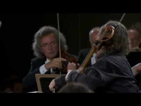 Alexander Knyazev - Tchaikovsky - Rococo Variations - Temirkanov