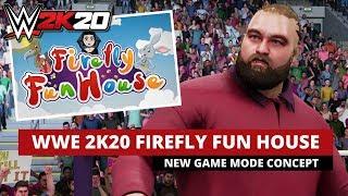 WWE 2K20 Introduces Bray Wyatt's FireFly Fun House!