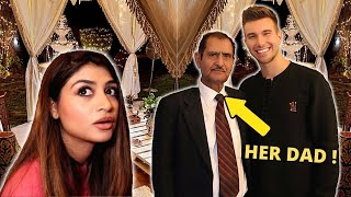 SURPRISING HER DAD WITH A SPECIAL IFTARI !