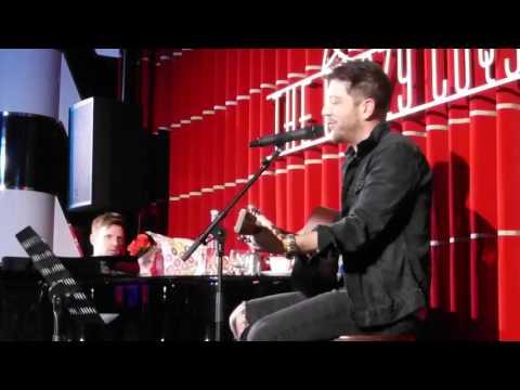 Amazing  Matt Cardle –  At Zedel – 4 December 2016