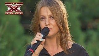 Анастасия Прудиус - Maybe I Maybe You - Scorpions - Дома судей - Х-фактор 4 - 19.10.2013