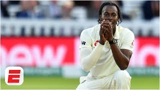 Did England over-bowl Jofra Archer in the second Test? | Ashes 2019
