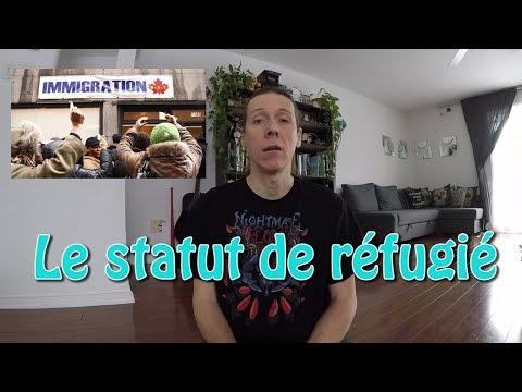 Immigrer Au Canada : Le Statut De Réfugié