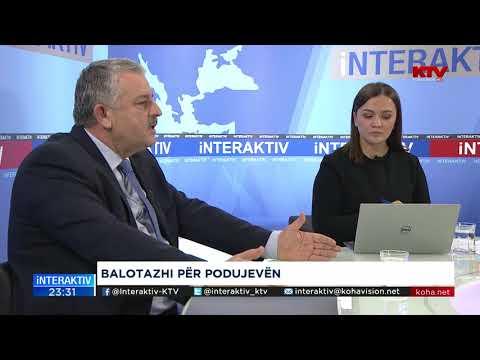 Interaktiv - Balotazhi për Podujevën 06.11.2017