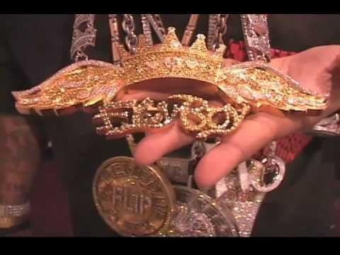 Lil Flip   Shows Over 1 Million In Jewelry to Chris-Sko & Jt Barnett