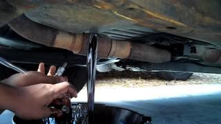 1999 Toyota Camry Transmission Fluid Change