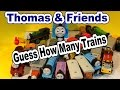 Thomas & Friends Collection Of Trains With A Surprise Ending,