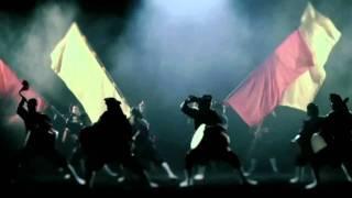 琉球國祭り太鼓をフューチャーした、圧倒的なミュージックビデオが話題...