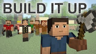 ♪ Build It Up - A Minecraft Parody of Avicii